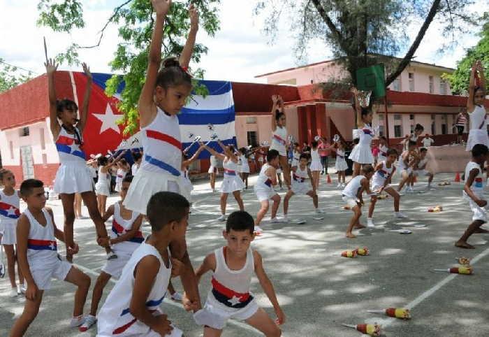 cuba, dia internacional de la infancia