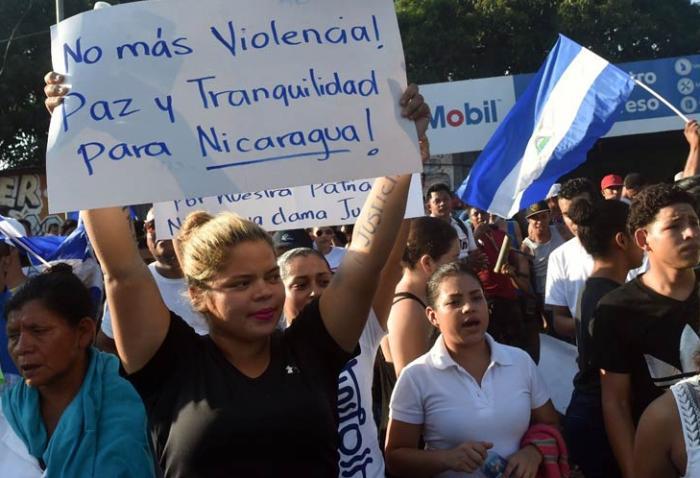 nicaragua, paz