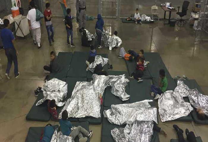 estados unidos, niños inmigrantes, migracion