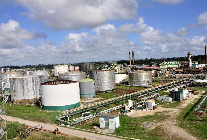 sancti spiritus, refineria sergio soto, cabaiguan, medio ambiente