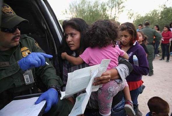 estados unidos, ley antiinmigrante, migrantes, niños migrantes