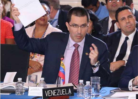 venezuela, estados unidos, organizacion de estados americanos, oea, onu, injerencismo