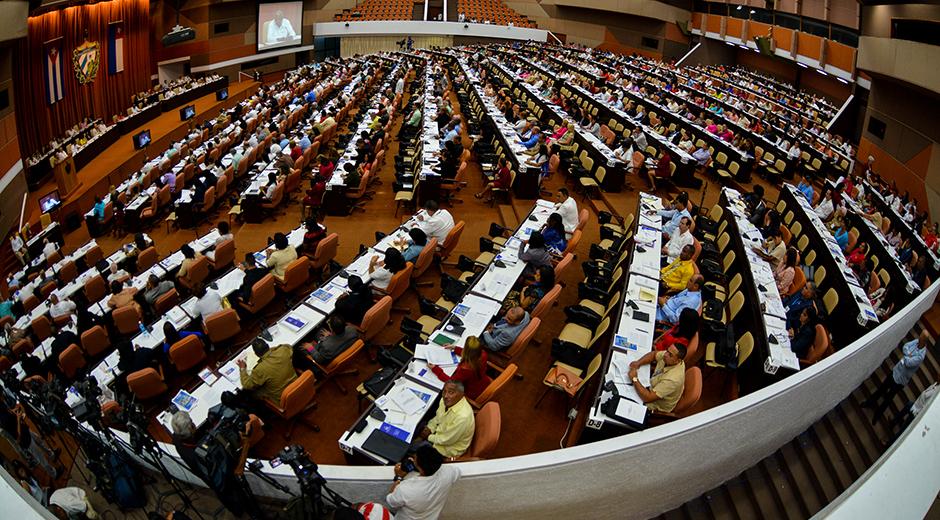 Asamblea Nacional, Cuba, Constitución, Consejo de Ministros