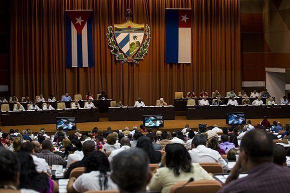 Reforma constitucional, Cuba, Parlamento, Díaz-Canel
