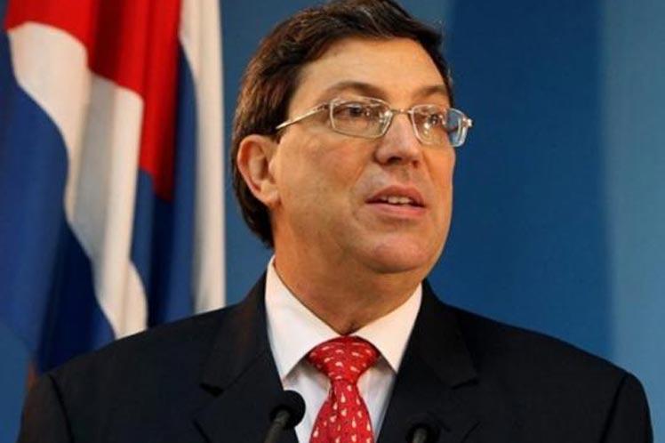 Cuba, Nicaragua, Bruno Rodríguez