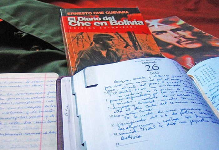 cuba, che guevara, diario del che en bolivia