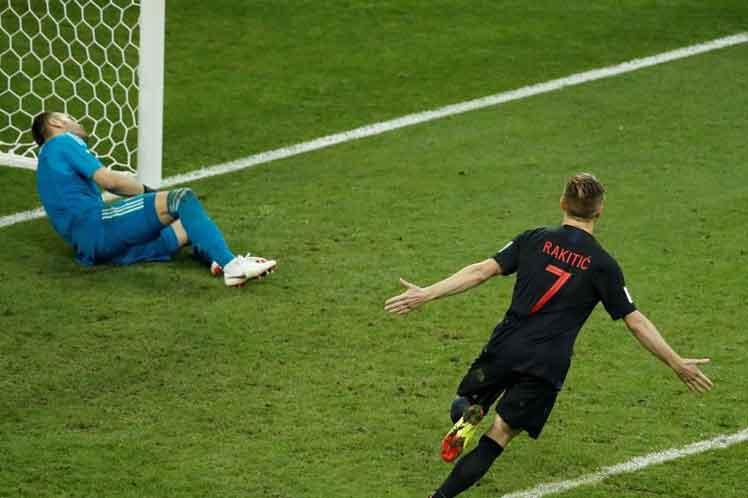 Croacia, Rusia, Mundial, fútbol
