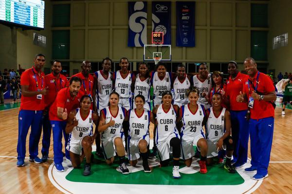 Barranquilla, baloncesto, Cuba