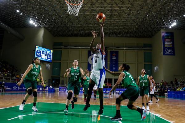 Barranquilla, baloncesto, Sancti Spíritus, Marlene Cepeda