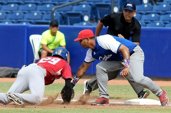 Barranquilla, Centroamericanos, béisbol, Cuba