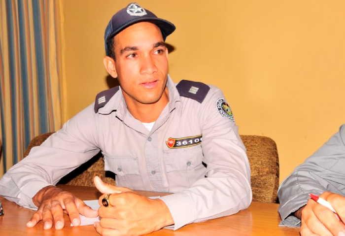 trinidad, policia nacional revolucionaria, pnr