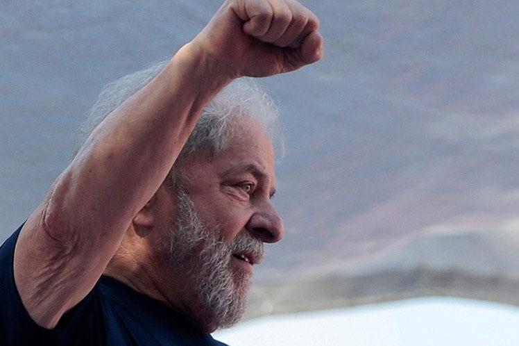 Lula da Silva, Brasil