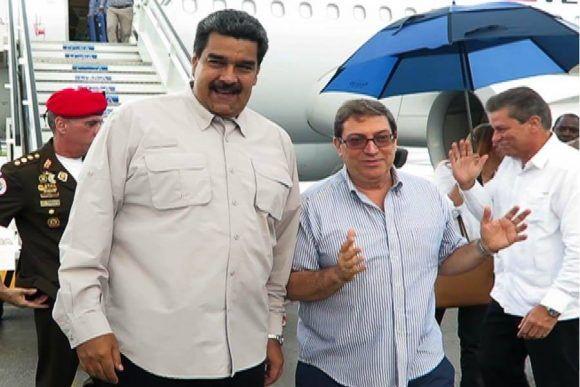 Nicolás Maduro, Cuba, Foro de Sao Paulo