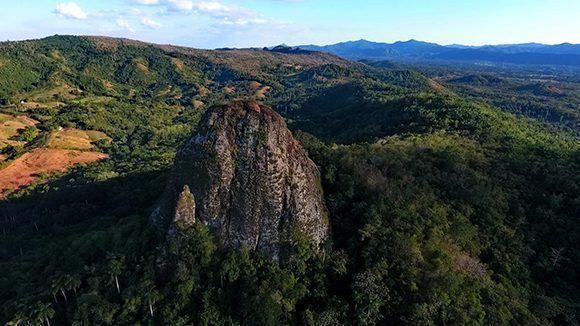 Piedra Gorda, senderismo, Fomento, Sancti Spíritus