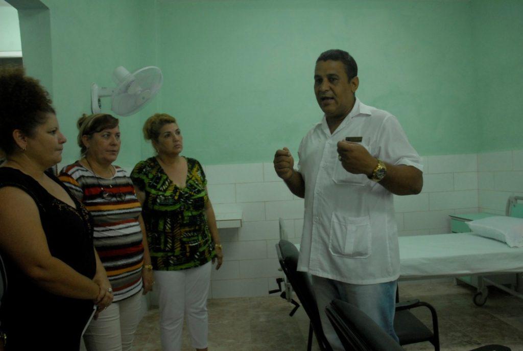 Salud, Sancti Spíritus, Hospital, Fomento