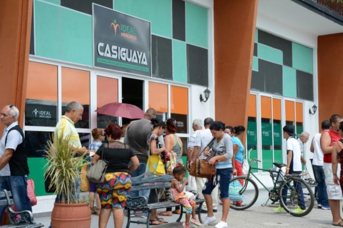 mercado ideal, casiguaya, comercio, sancti spiritus