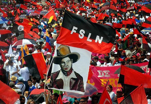 nicaragua, revolucion sandinista