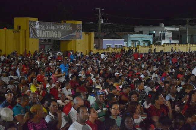 santiago de cuba, 26 de julio, gesta del moncada, asalto al cuartel moncada, raul castro, miguel diaz-canel