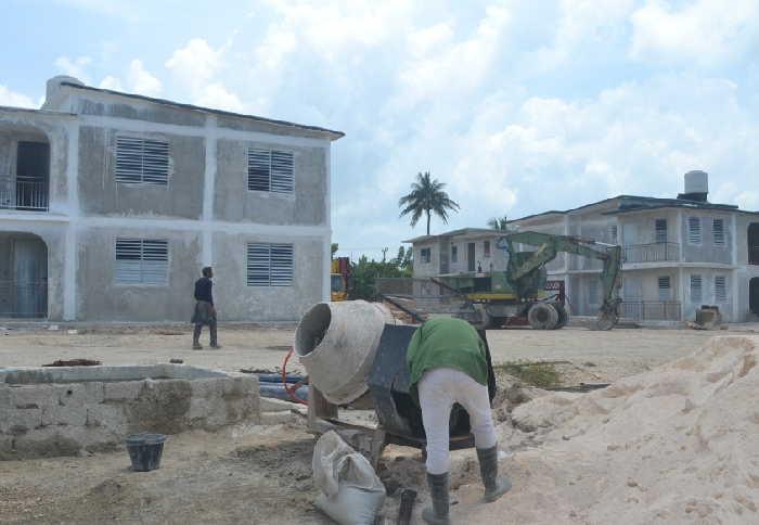 sancti spiritus, 26 de julio, obras sociales, construccion de viviendas, yaguajay en 26
