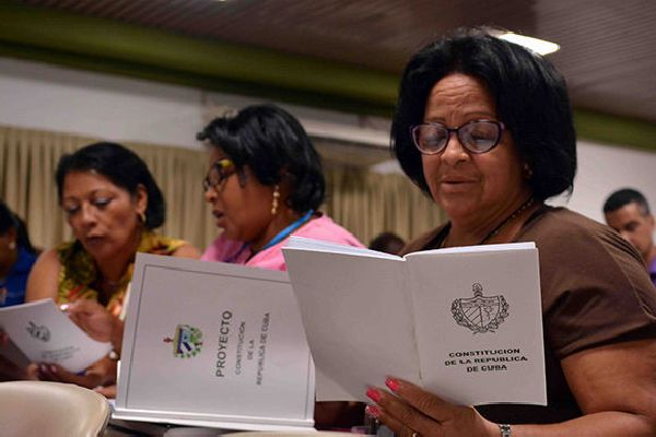 Neue Verfassung in Kuba