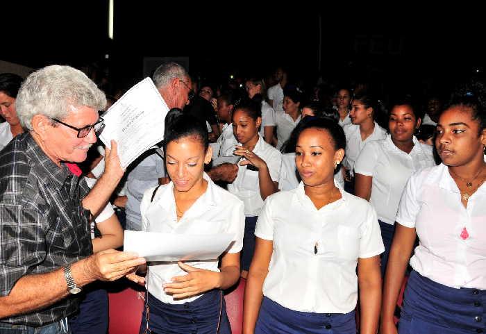 sancti spiritus, educacion, escuela pedagogica rafael maria de mendive