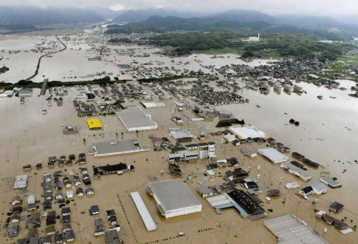 japon, lluvias, muertes