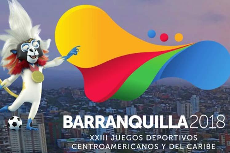 Centroamericanos, Barranquilla