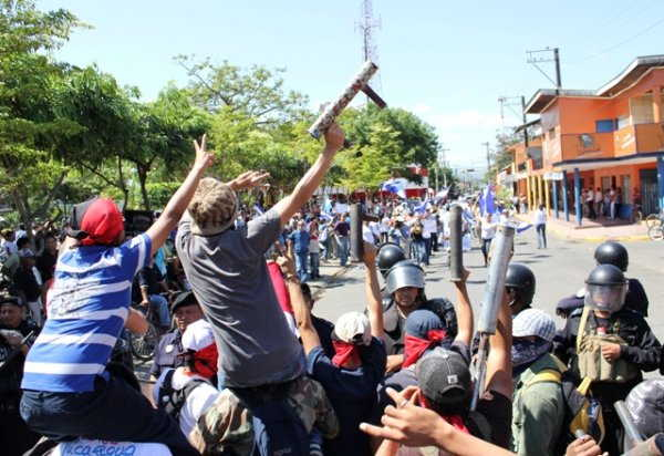 nicaragua, daniel ortega, oposicion venezolana