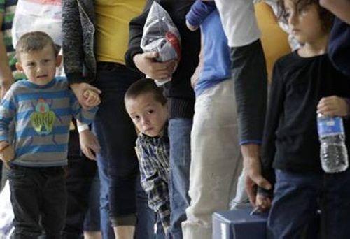 estados unidos, donald trump, niños migrantes, imigracion