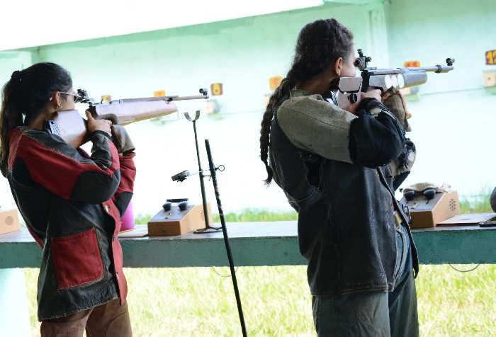 sancti spiritus, juegos escolares nacionales, tiro deportivo, tiro con arco