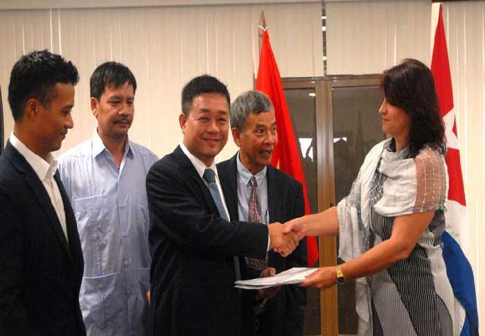 cuba, vietnam, zona especial de desarrollo mariel, zedm