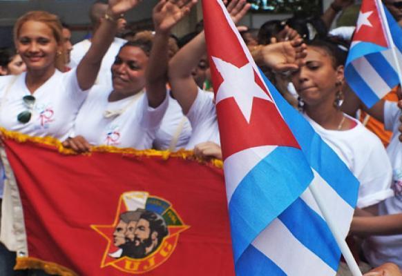 cuba, fidel castro, jovenes cubanos