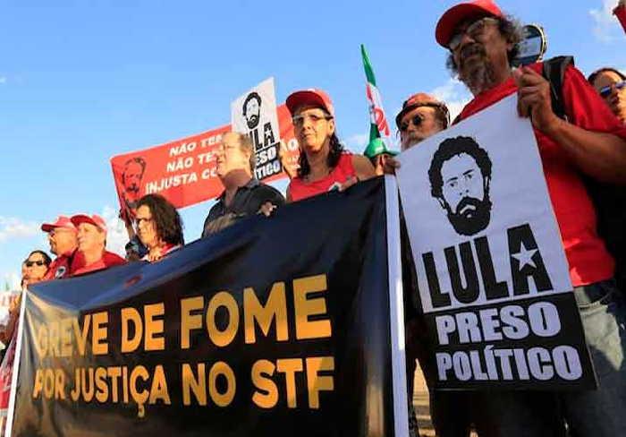 brasil, luiz inacio lula da silva, ayuno, huelga de hambre