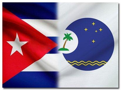 Cuba, Islas del Pacífico