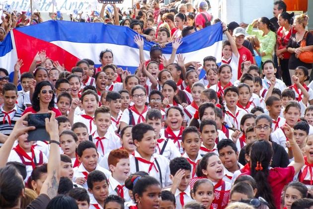 Cuba, educación, curso