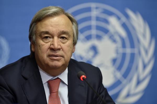 ONU, paz, Antonio Guterres