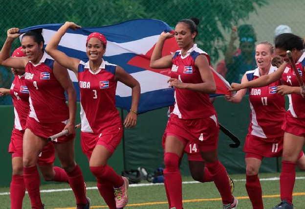 cuba, barranquilla 2018, juegos centroamericanos y del caribe, hockey