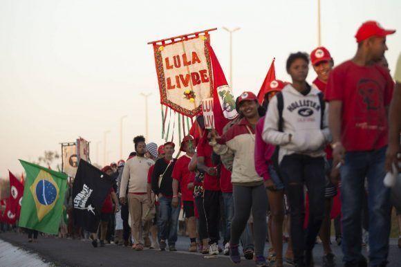 Brasil, Lula, candidato, presidencia