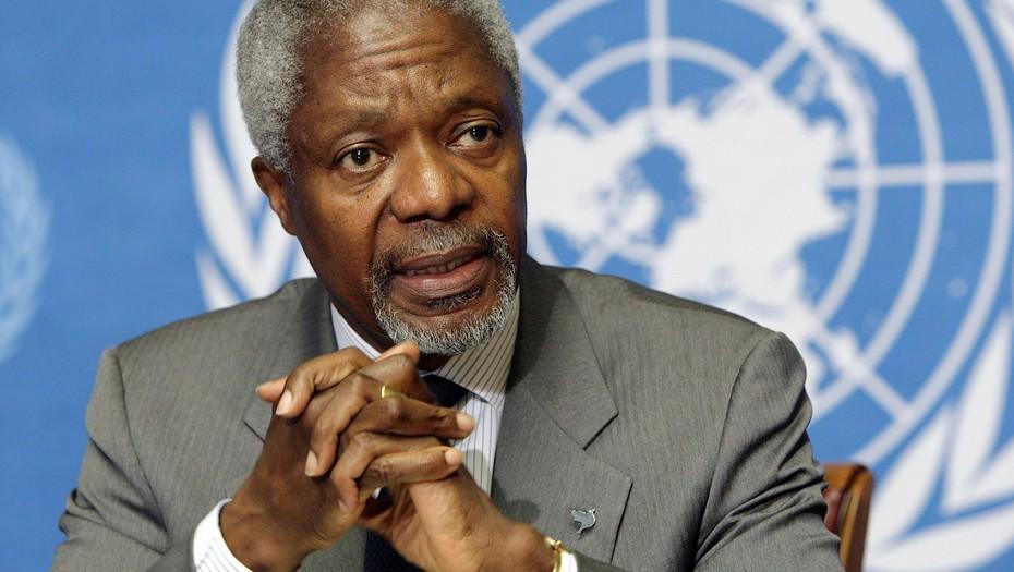 Cuba, ONU, Kofi Annan