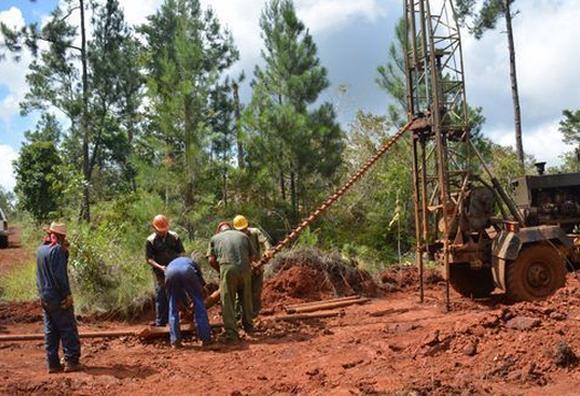 cuba, ministerio de energia y minas, geologia