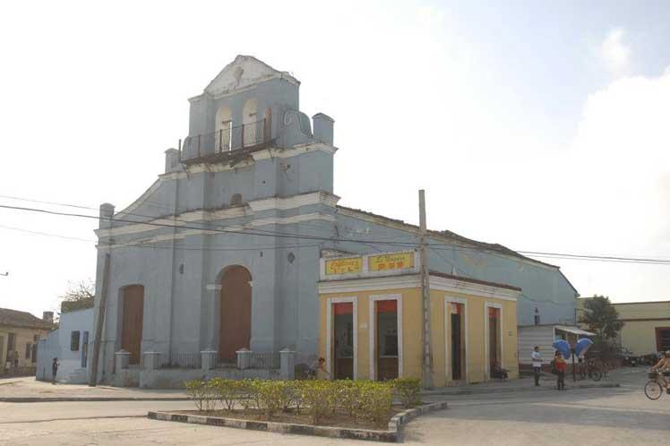 Sancti Spíritus, Iglesia Jesús de Nazareno