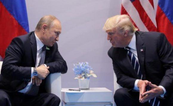 Rusia, Estados Unidos, Donald Trump, Vladimir Putin
