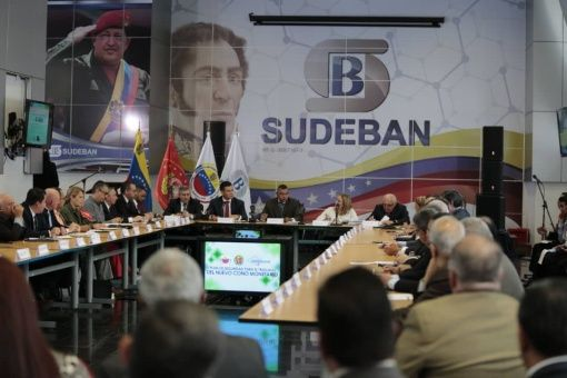 Venezuela, Sudeban, bolivar soberano
