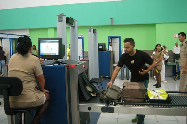 Aduana, regulaciones, Cuba