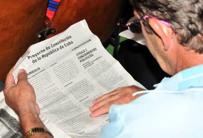 cuba, reforma constitucional, ciudadania cubana