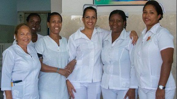 Acciente aéreo, Hospital Calixto García, La Habana, sobreviviente