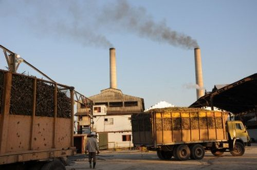 Medio ambiente, contaminación, Central Uruguay