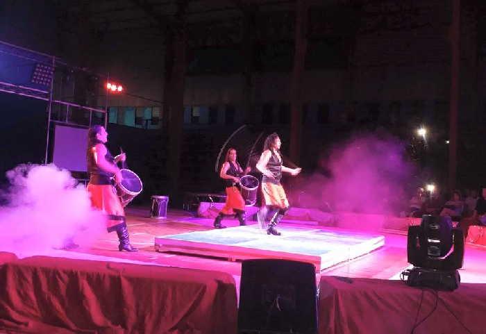 sancti spiritus, circuba 2018, circo nacional de cuba