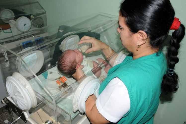 salud, atención materno infantil, Sancti Spíritus