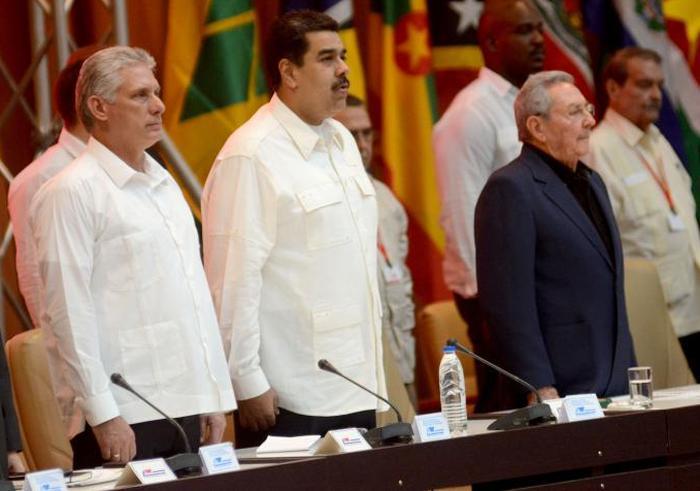 cuba, gobierno cubano, venezuela, nicolas maduro, atentado